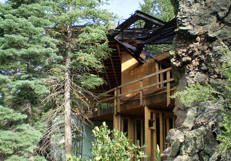 Corkins lodge for Brazos river cabins